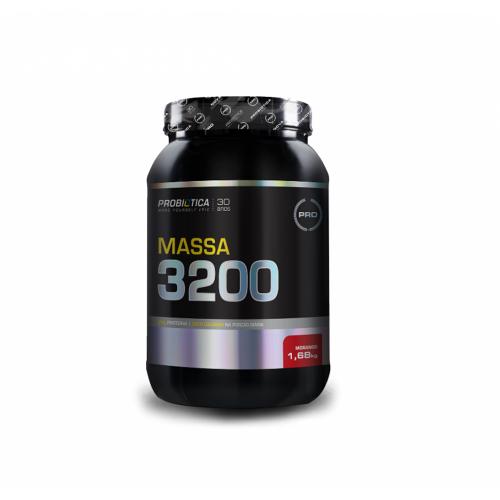 Massa 3200 Anti-Catabolic Sabor Baunilha (1,68 kg) - Probiótica