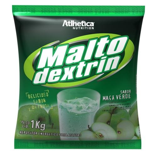 Maltodextrina Sabor Natural (1kg) - Atlhetica Evolution