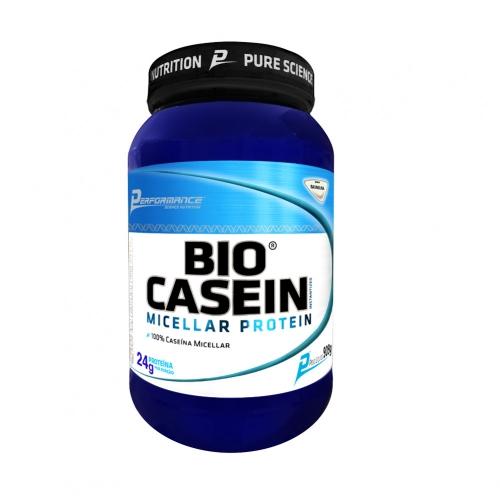 Bio Casein Sabor Morango (909g) - Performance Nutrition