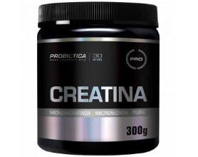 Creatina Pura Probiótica - 300g