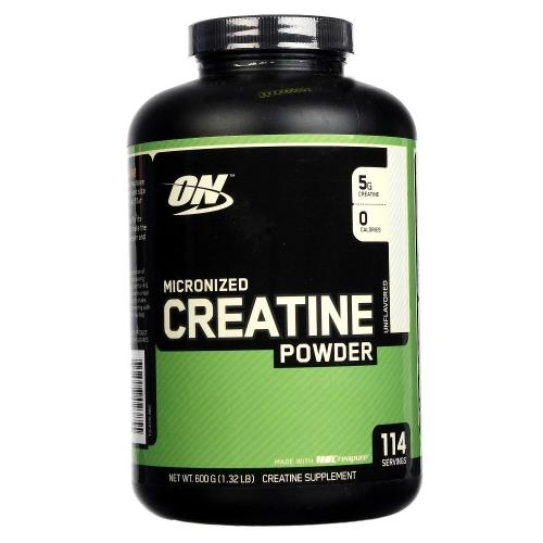 Creatina em Pó Optimum Nutrition / Creatine Powder Optimum Nutrition - 300g