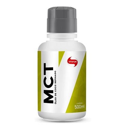 Oleo de coco MCT (500 ml) - Vitafor