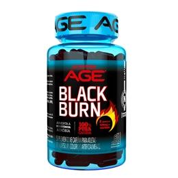Black Burn Nutrilatina AGE - 60 Cápsulas