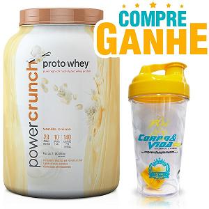 Proto Whey Bio Nutritional Baunilha - 910g