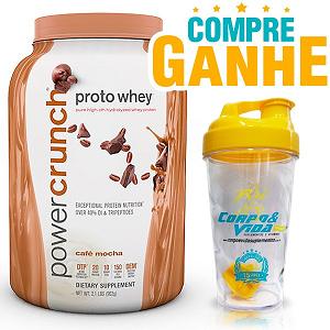 Proto Whey Bio Nutritional Café Mocha - 910g