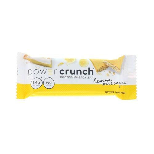 Power Crunch Original Bio Nutritional Sabor Frutras Vermelhas (1 Unidade de 40g) - BNRG