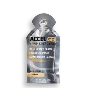 Accel Gel Pacific Health Baunilha - 37 g