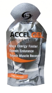 Accel Gel Pacific Health Laranja - 37g