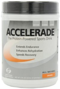 Accelerade Pacific Health Laranja - 933 g