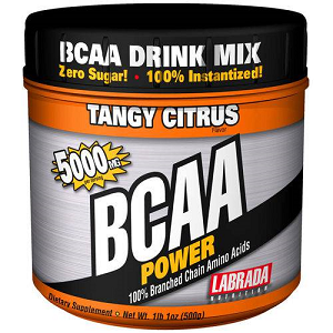 BCAA Power Labrada Tangy Citrus - 500g
