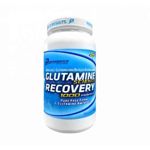 Glutamina Science Recovery 1000 Powder (1Kg) - Performance Nutrition