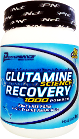 Glutamina Science Recovery 1000 Powder Performance Nutrition - 1Kg