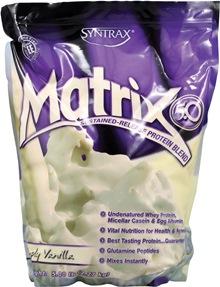 Matrix 5.0 Syntrax Baunilha - 2.270g