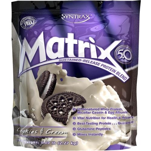 Matrix 5.0 Syntrax Cookies & Cream - 2.270g