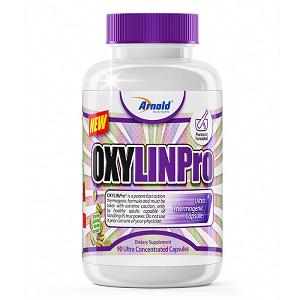 Oxylin Pro - Arnold Nutrition - 90 Cápsulas
