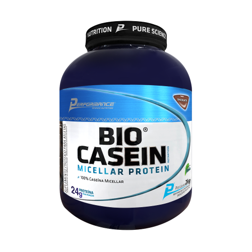 Bio Casein Sabor Baunilha (2.273Kg) - Performance Nutrition
