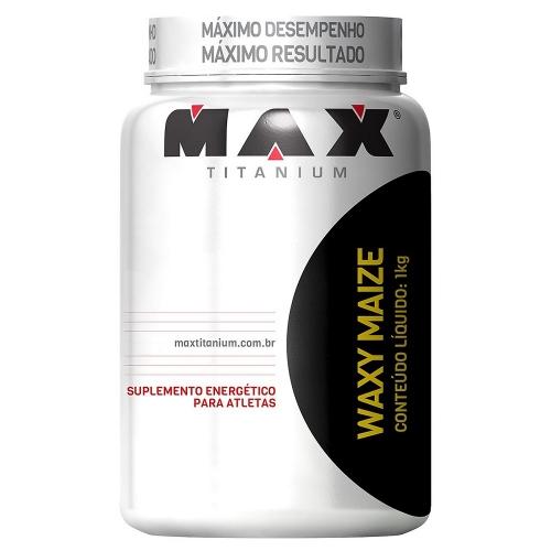 Waxy Maize 1 Kg - Max Titanium