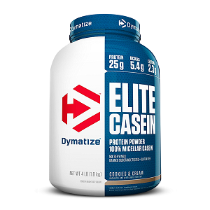 Elite Casein 1.800g Chocolate - Dymatize