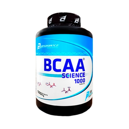 BCAA Science 1000mg (300 tabletes) - Performance Nutrition