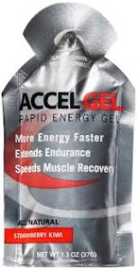 Accel Gel Pacific Health Kiwi com Morango - 37 g