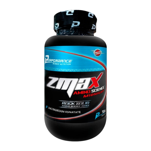 ZMAX Amino Science (100 Tabletes) - Performance Nutrition