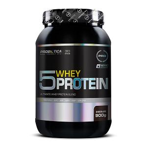 5 Whey Protein  Chocolate 900g - Probiótica