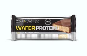 Wafer Protein Bar - Baunilha - Probiotica - 30g