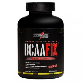 BCAA Fix - Integralmédica - 400 Tabletes