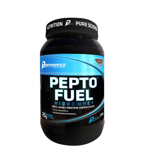 Pepto Fuel Sabor Morango (909g) - Performance Nutrition