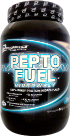 Pepto Fuel Sabor Baunilha (909g) - Performance Nutrition
