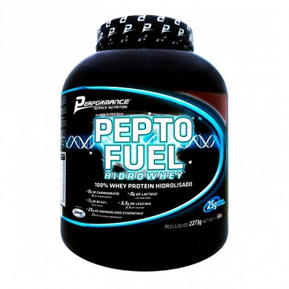 Pepto Fuel Sabor Baunilha (2.270kg) - Performance Nutrition
