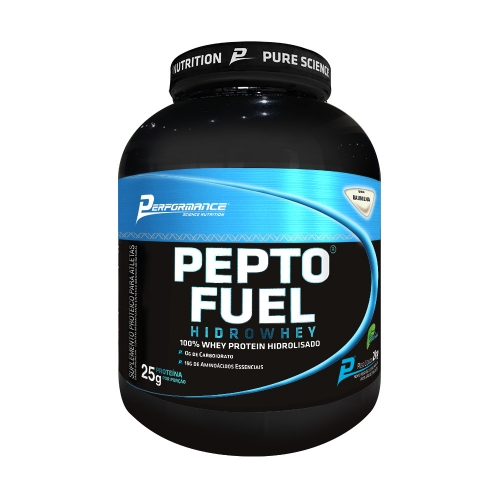 Pepto Fuel Sabor Baunilha (2kg) - Performance Nutrition