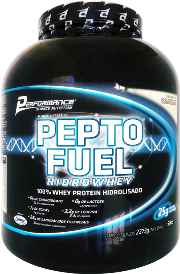 Pepto Fuel Sabor Baunilha (2.270g) - Performance Nutrition