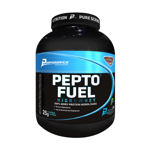 Pepto Fuel Sabor Chocolate (2kg) - Perfomance Nutrition