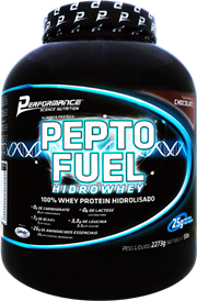 Pepto Fuel Sabor Chocolate (2.270g) - Perfomance Nutrition