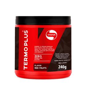 Termo Plus Vitafor - Frutas Vermelhas - 240g