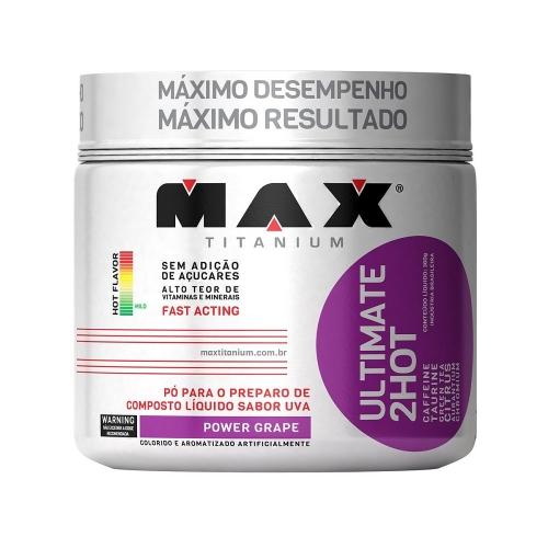 Ultimate 2Hot - Max Titanium - 360g - Uva