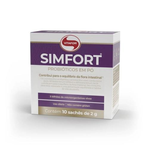 Simfort (Caixa 10 Sachês) - Vitafor