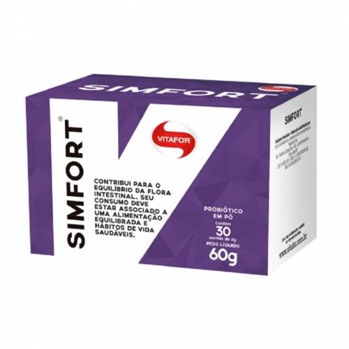 Simfort (Caixa com 30 Sachês) - Vitafor