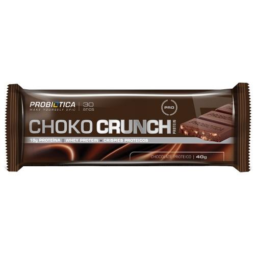Barra Choko Crunch Sabor Ao Leite (1 Unidade de 40g) - Probiótica