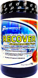 Recover Endurance Fuel Tangerina 1Kg - Performance