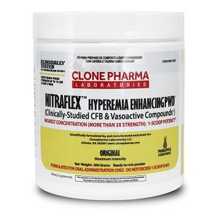 Nitraflex Clone Pharma - Abacaxi - 300g