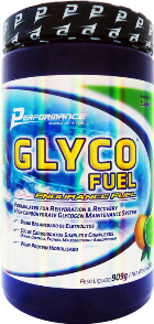 Glyco Fuel - Performance Nutrition - Limão - 909g