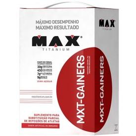 MXT Gainers - Max Titanium - Baunilha - 3Kg