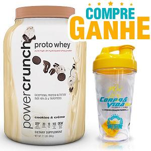 Proto Whey Bio Nutritional Cookies - 910g
