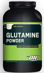 Glutamina em Pó Optimum Nutrition / Glutamine Powder - Optimum Nutrition - 150g