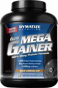 Elite Mega Gainer - Dymatize - Chocolate - 2,7 Kg