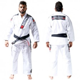 Kimono MKM Competition Branco - Tamanho A3