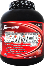Serious Performance Gainer - Performance Nutrition - Chocolate - 3 Kg