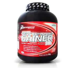 Serious Performance Gainer - Performance Nutrition - Baunilha - 3 Kg